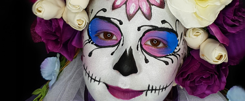 face paint example